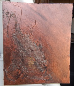Brown and Copper